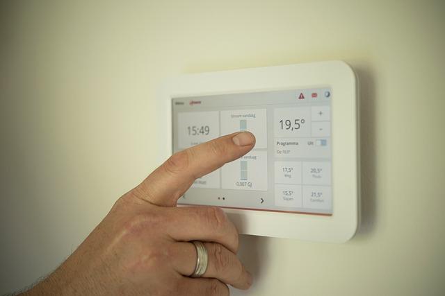 Control inteligente para calefacción