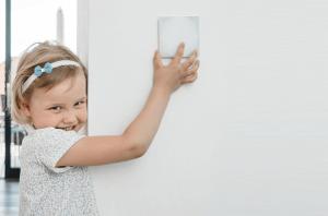Soluciones domóticas para casas con niños