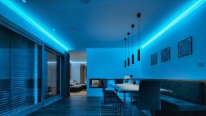 Iluminación inteligente para hogares y empresas - Ensaco y Loxone