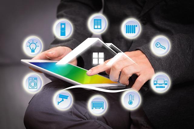 Funciones de confort en Smart Home5