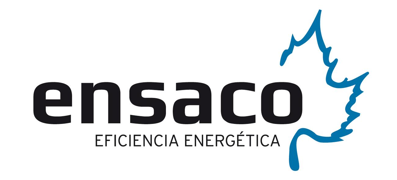 Logo Ensaco Eficiencia Energética