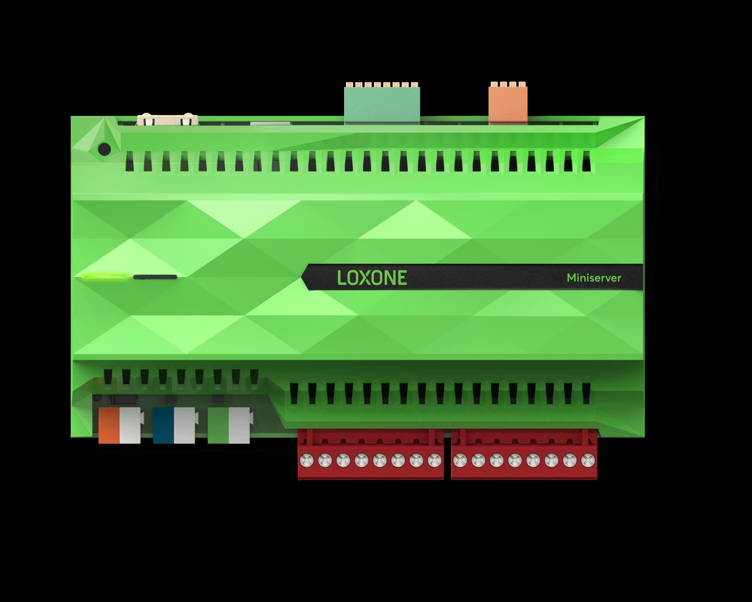 cLoxone-Miniserver-V2