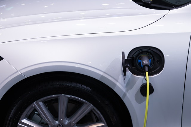 estacion carga vehículos electricos