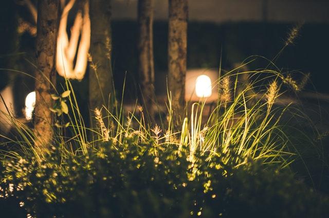 iluminacion exterior inteligente