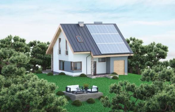 domotica casa biopasiva