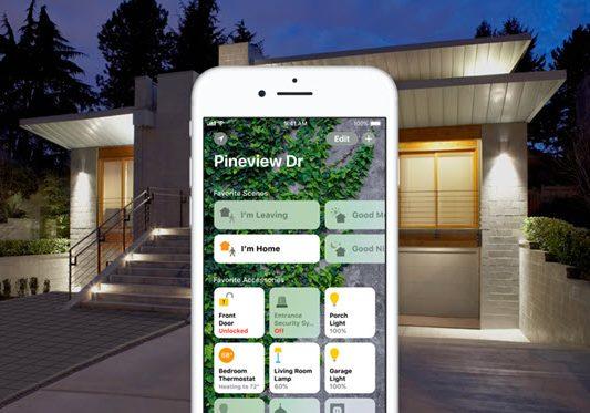 Automatización de viviendas